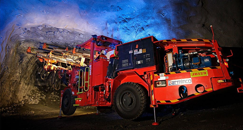 Barminco set for Canada debut with Hemlo contract • Barminco image 1