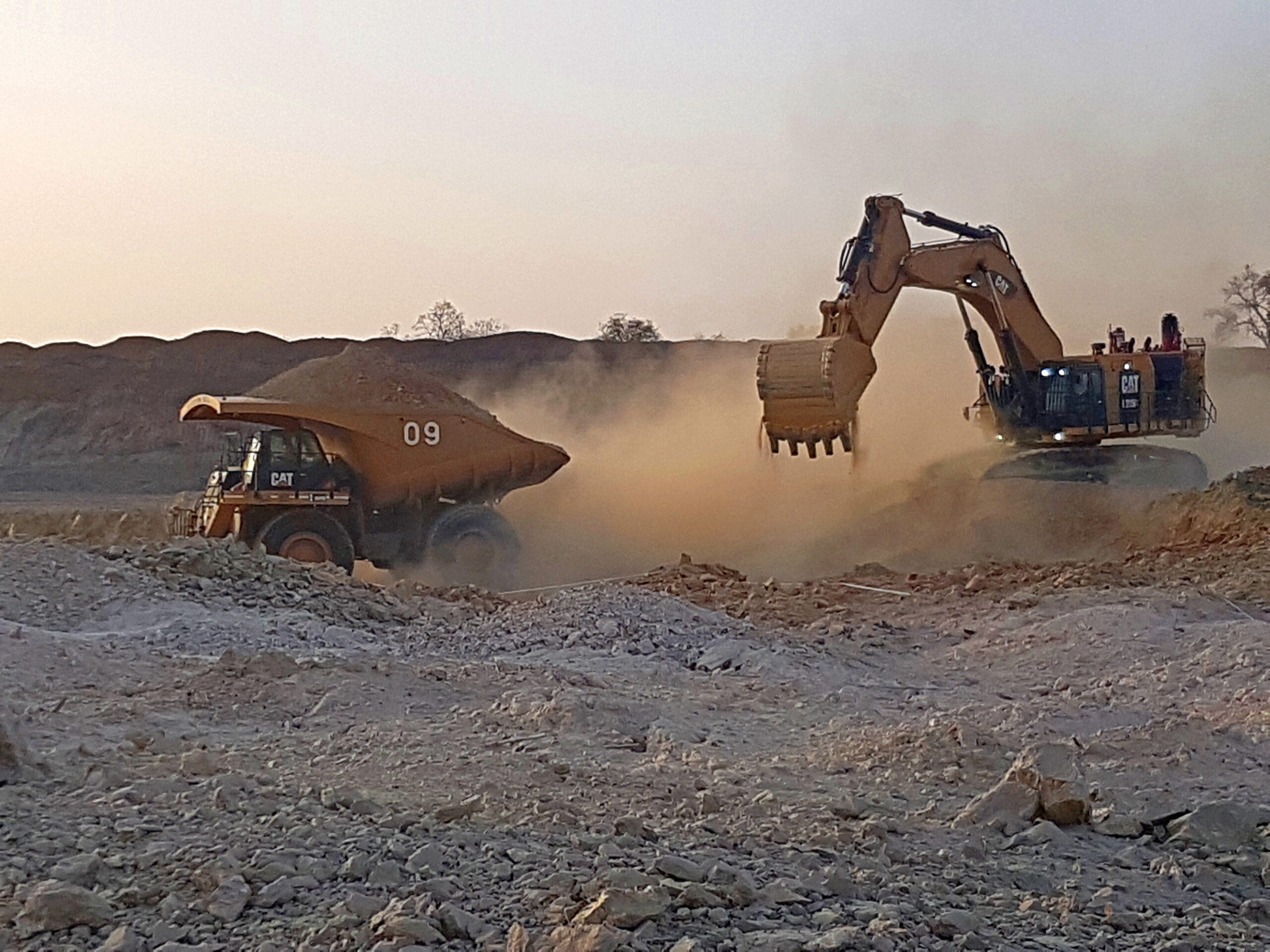 Perenti secures new surface mining contract at Iduapriem gold mine in Ghana